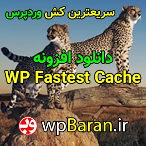 افزونه WP Fastest Cache دانلود سریعترین کش وردپرس