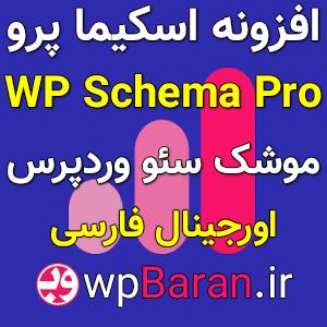 دانلود افزونه WP Schema Pro فارسی استفاده از اسکیما در وردپرس
