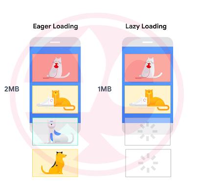 آموزش رسانه افزونه WP Rocket شامل لیزی لود و تصاویر WebP